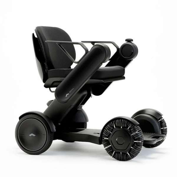 MOVING STAR Elektromobil WHILL Model C - schwarz