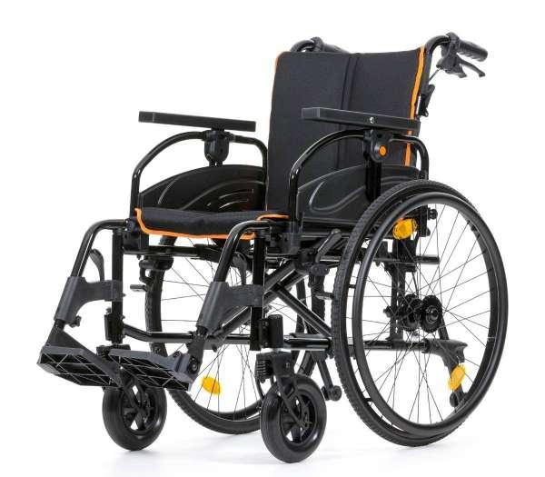 REHASHOP Rollstuhl Tiger mit 360° Ansicht im rehashop.de kaufen