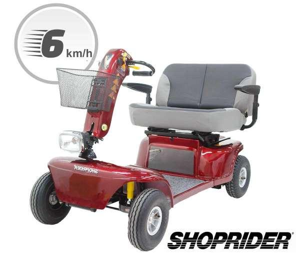 Elektromobil Usedom Shoprider im Rehashop