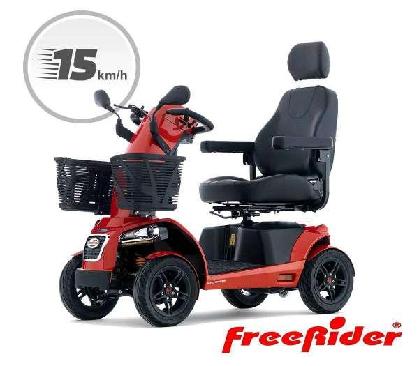 Elektromobil Mainau von Freerider