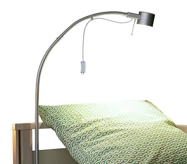 CARELINE LED-Pflegebettleuchte FLEX im rehashop