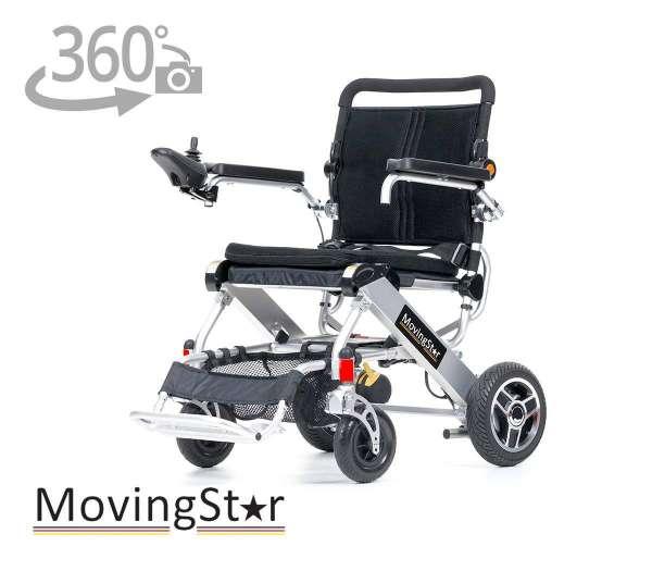HOME ACTIVE Elektrorollstuhl Moving Star XL 401 mit 360 Grad-Ansicht
