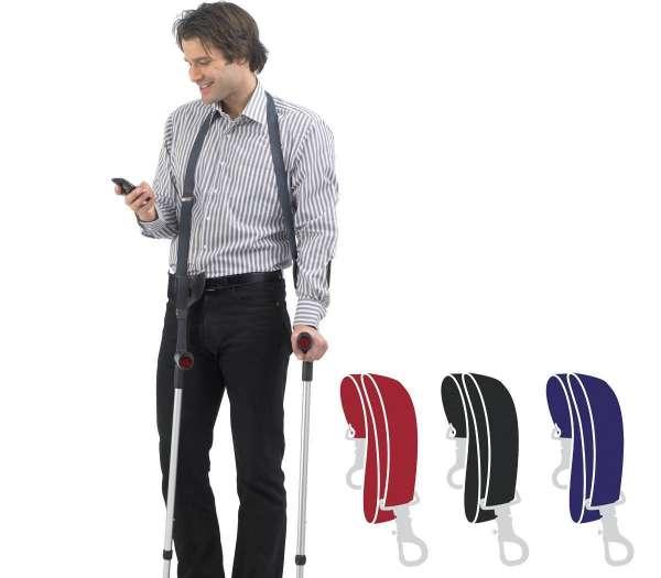 REBOTEC SP-Krückenband: Praktisches Gehhilfen Zubehör