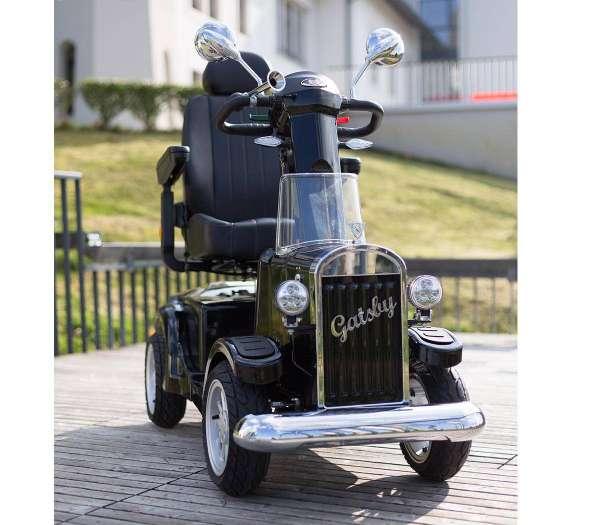Vintage Mobility Elektromobil Gatsby in schwarz im rehashop kaufen