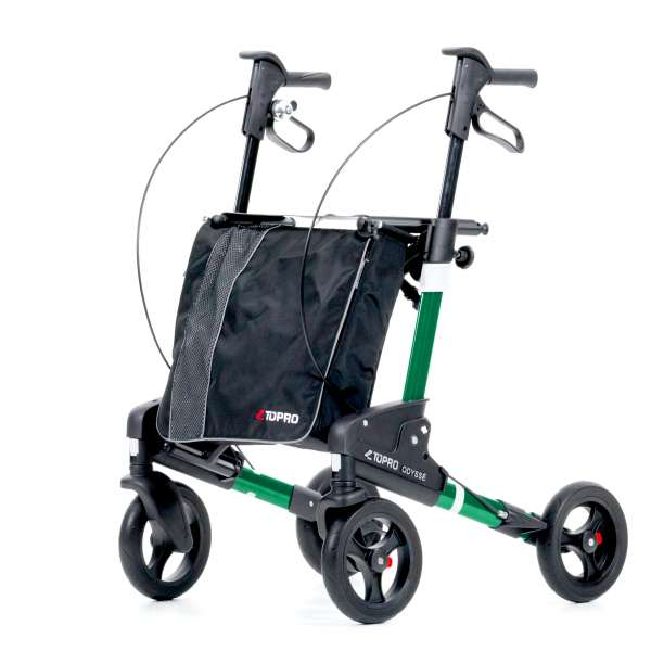 Reiserollator Odysse medium racing green