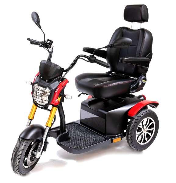 SHOPRIDER Dreirad Elektromobil Madeira