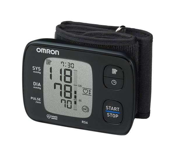 OMRON Handgelenk-Blutdruckmessgerät RS6 im rehashop