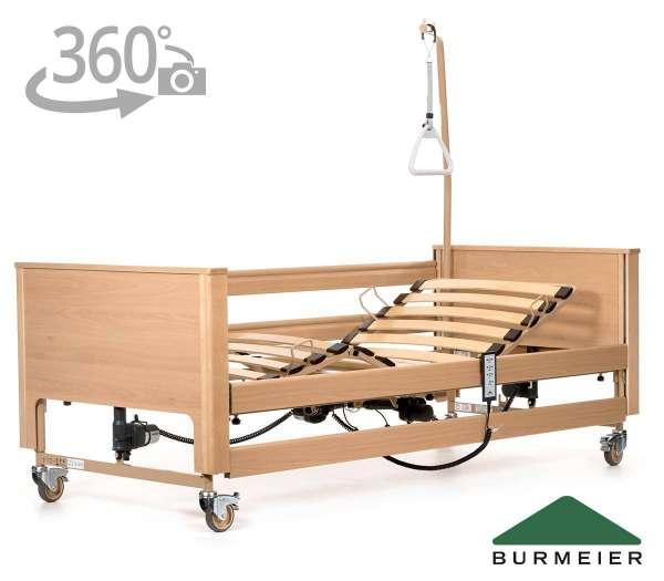 BURMEIER Pflegebett Arminia III mit 360 Grad-Ansicht im Rehashop