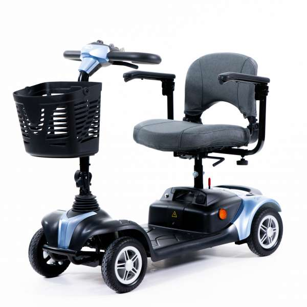 REHASHOP Elektromobil Siam - himmelblau