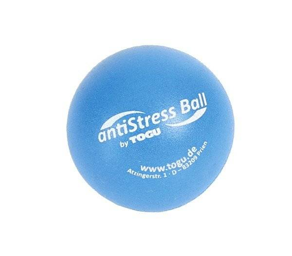 TOGU Antistressball luftgefüllt blau
