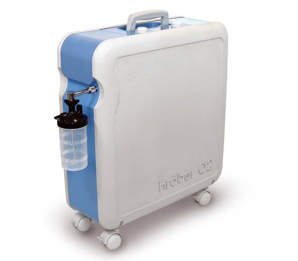 Kröber 4.0 Sauerstoffkonzentrator