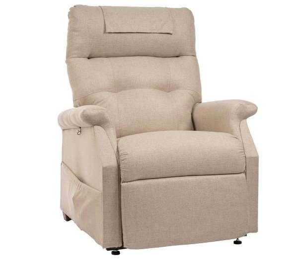 Klassischer Komfort Sessel 1 Motor