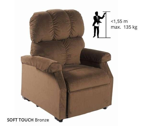 Komfort Plus Mini Sessel 2 Motoren