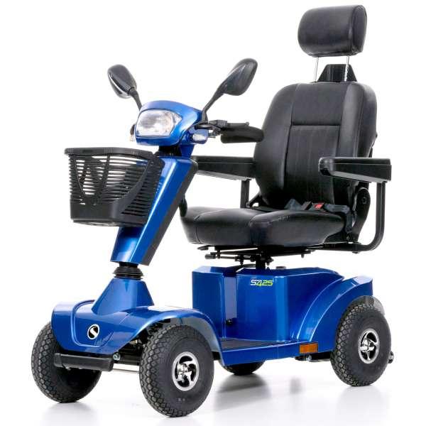 STERLING Elektromobil Vaila in blau im rehashop kaufen