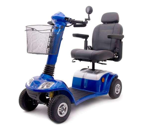KYMCO Elektromobil Super HMV blau im rehashop