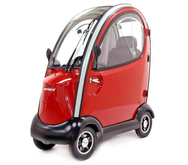 SHOPRIDER Fehmarn Elektromobil