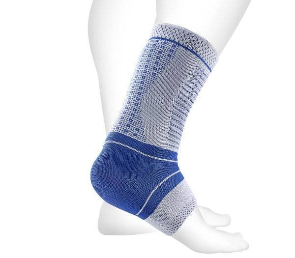 BAUERFEIND AchilloTrain® Pro titan Achillessehnenbandage im rehashop