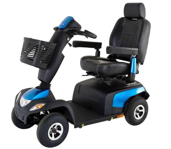 INVACARE Elektromobil Orion Pro blau