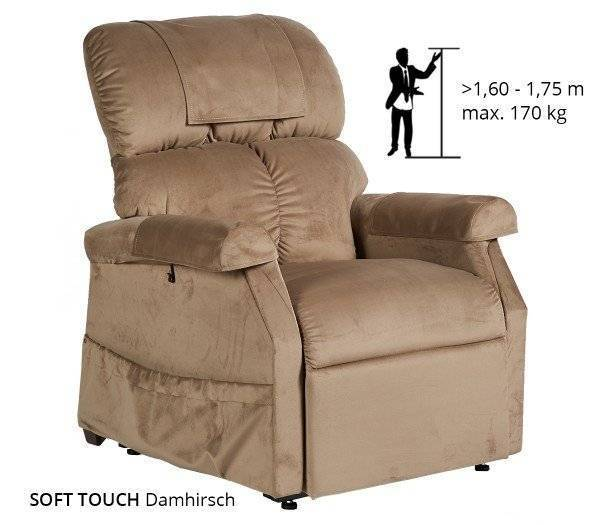 Komfort Plus Sessel 1 Motor