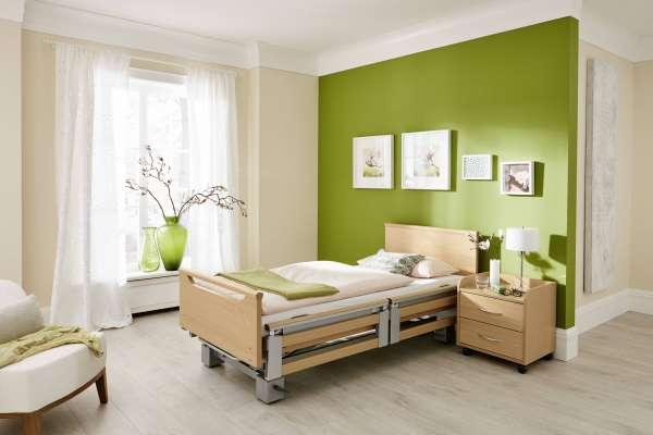 Pflegebett Regia Rückläufer