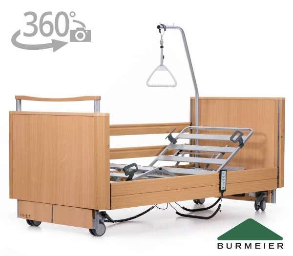 BURMEIER Pflegebett Inovia DSG mit 360° Ansicht im rehashop