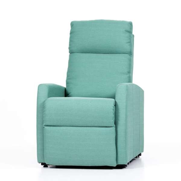 REHASHOP Aufstehsessel Eleva tweed grün