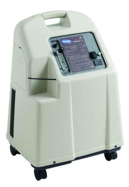INVACARE Sauerstoffkonzentrator Platinum S