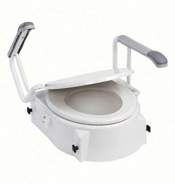 DIETZ Toilettensitzerhöhung TSE-1  mit Armlehnen