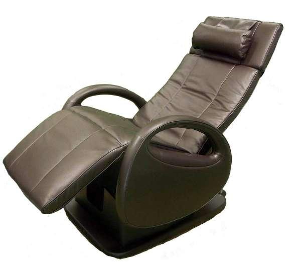 Massagesessel Alpha FX 2 von ALPHA TECHNO, Farbe: Braun