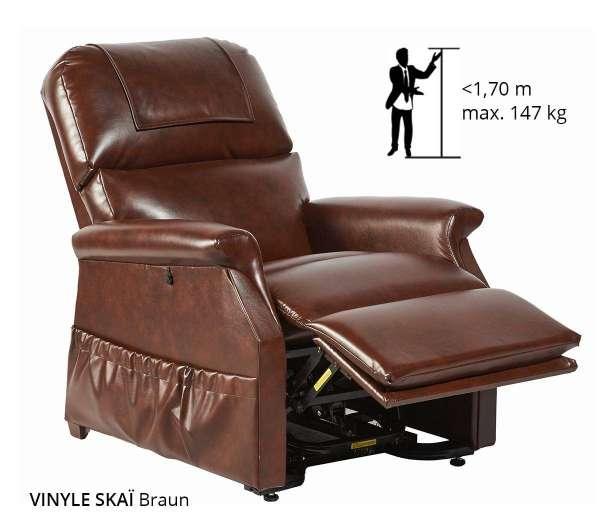 Komfort Premium Sessel 1 Motor