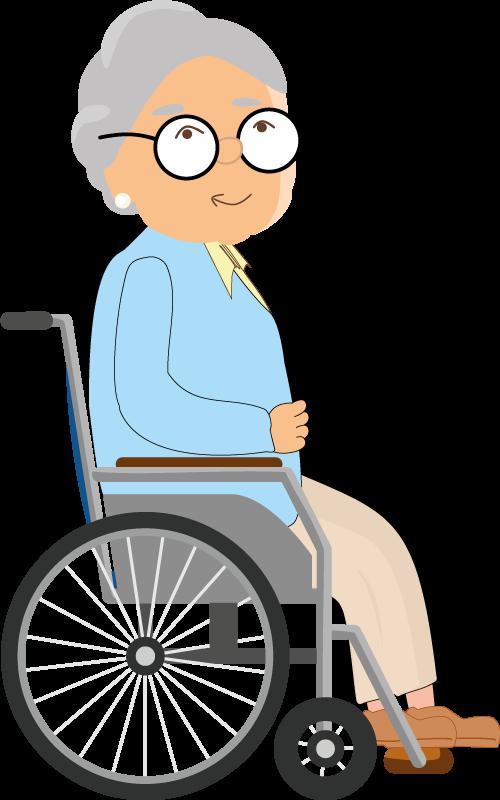 Richtige-Sitzposition-Rollstuhl