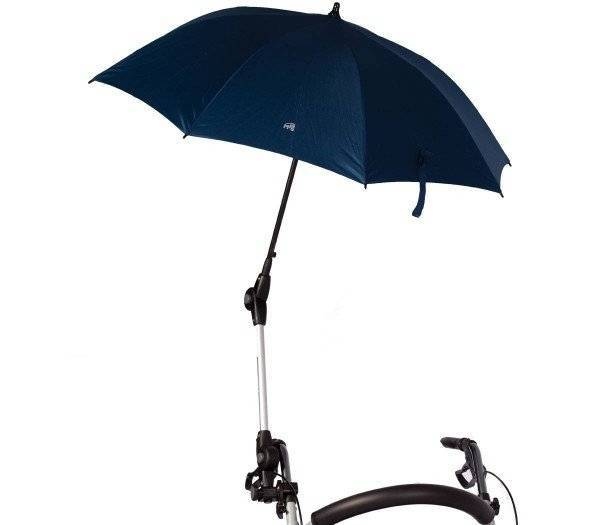 MPB Rollatorschirm, Rollstuhlschirm